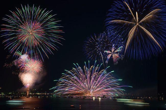 すこしやすりぎ合成 Enjoying Life Introducing Culture Of Japan Which Must Be Left To The Future…… 未来に残す日本の文化 Firework 花火大会 宮島