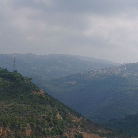 Vue from Hazmieh , Lebanon taken with HTC HTCOneX