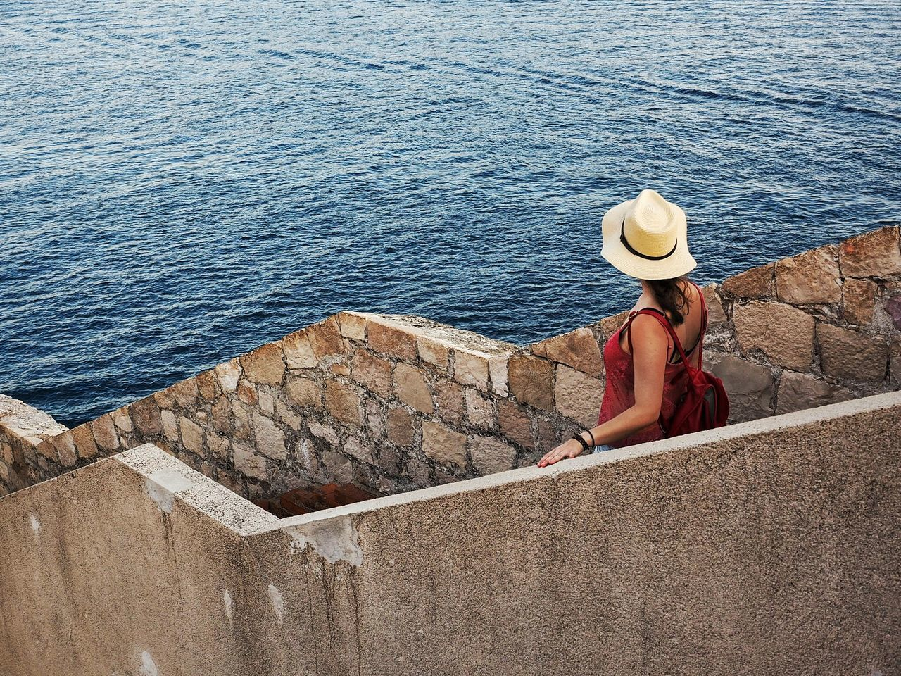 Beautiful stock photos of walk, Built Structure, Casual Clothing, Croatia, Day