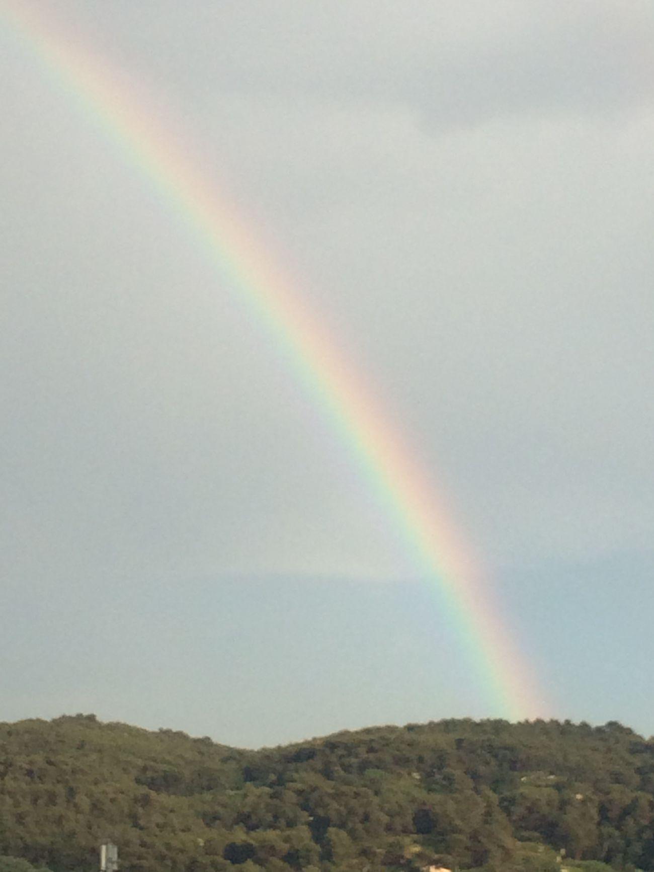 Arc en ciel en Provence Aix En Provence