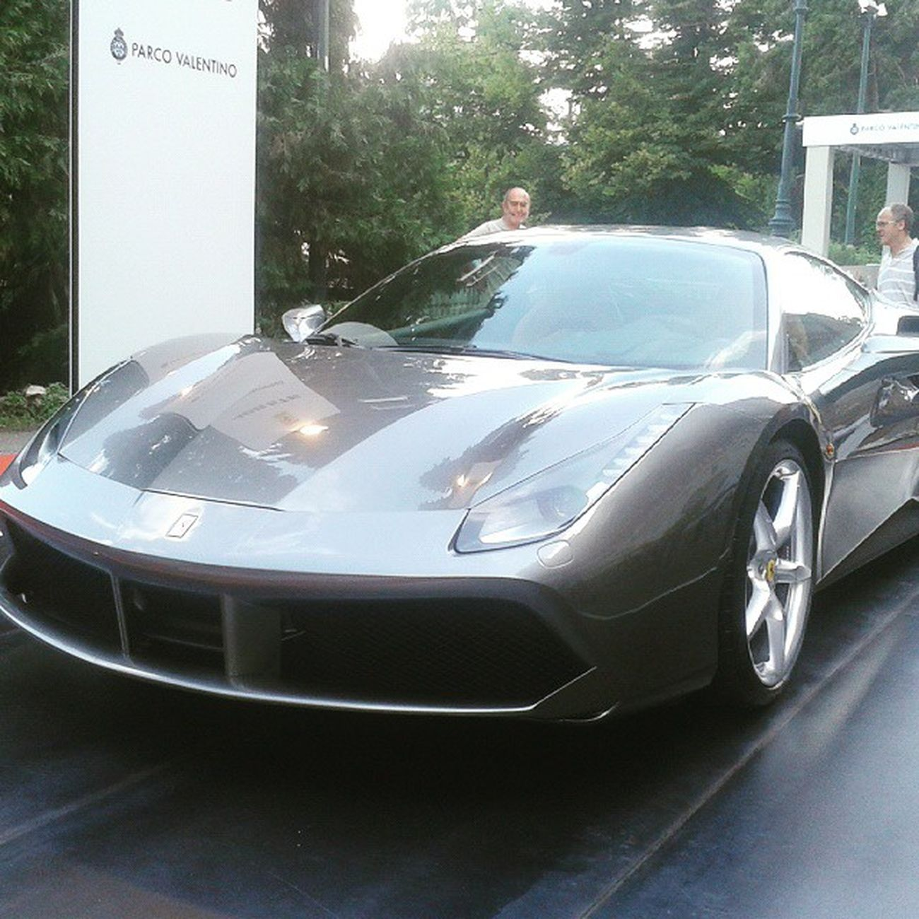 Ferrari 488 GTB Parcovalentino
