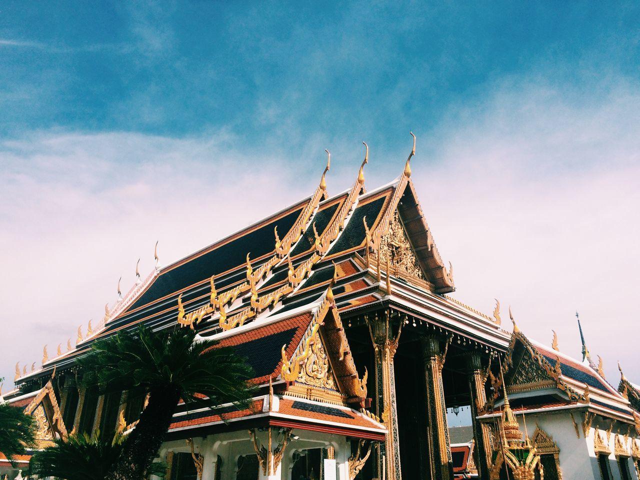 Beautiful stock photos of bangkok, Architectural Feature, Architecture, Bangkok, Blue