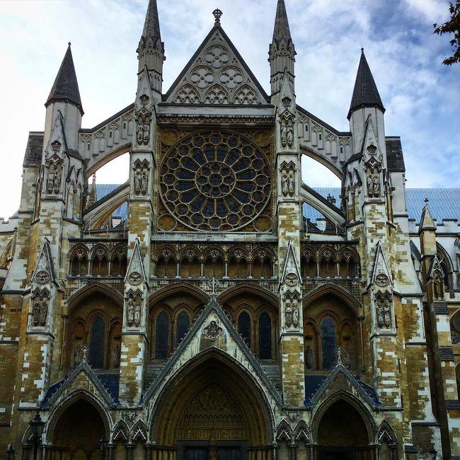 LONDON❤ London Westminster Westminster Abbey