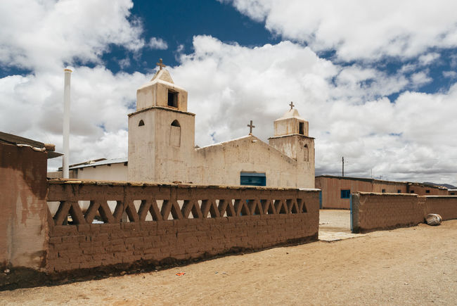 Andes Architecture Argentina Bell Tower - Tower Church History Jujuy Province Religion Town