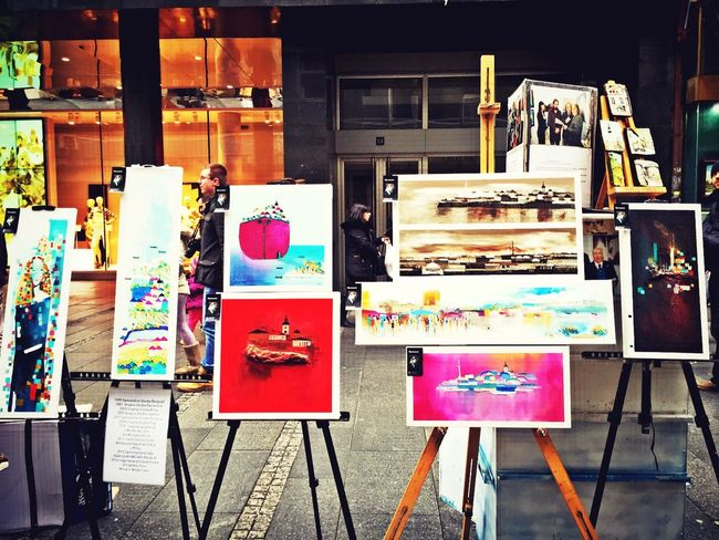 Art ArtWork this is what i love about Belgrade ????? Belgrade Belgrade,Serbia Belgradestreets Serbia Painting