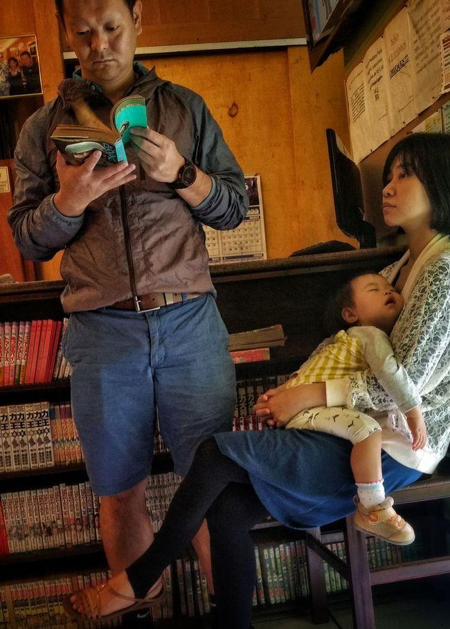 Family Indoors  Full Length baby Baby