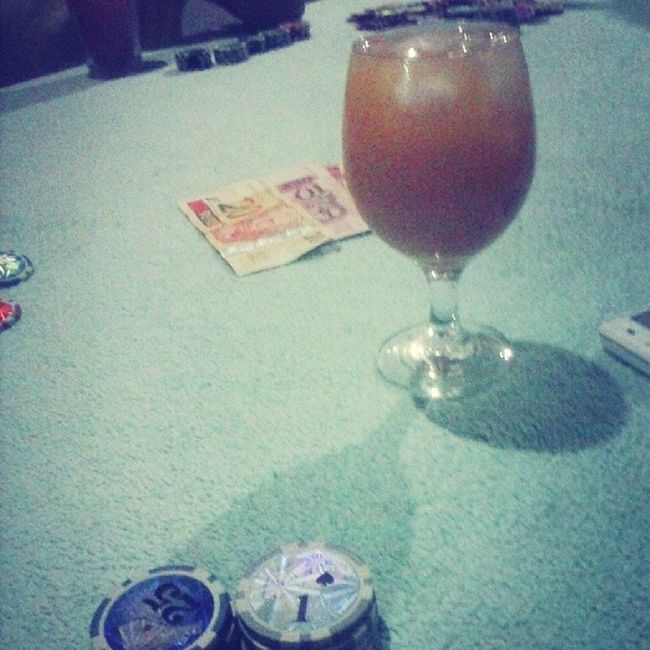 Poker Friends Vodk Happy