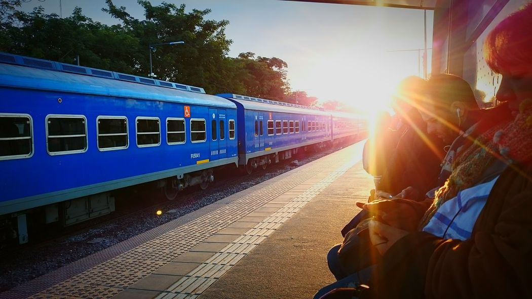 Argentina Trenes Tren Train Station