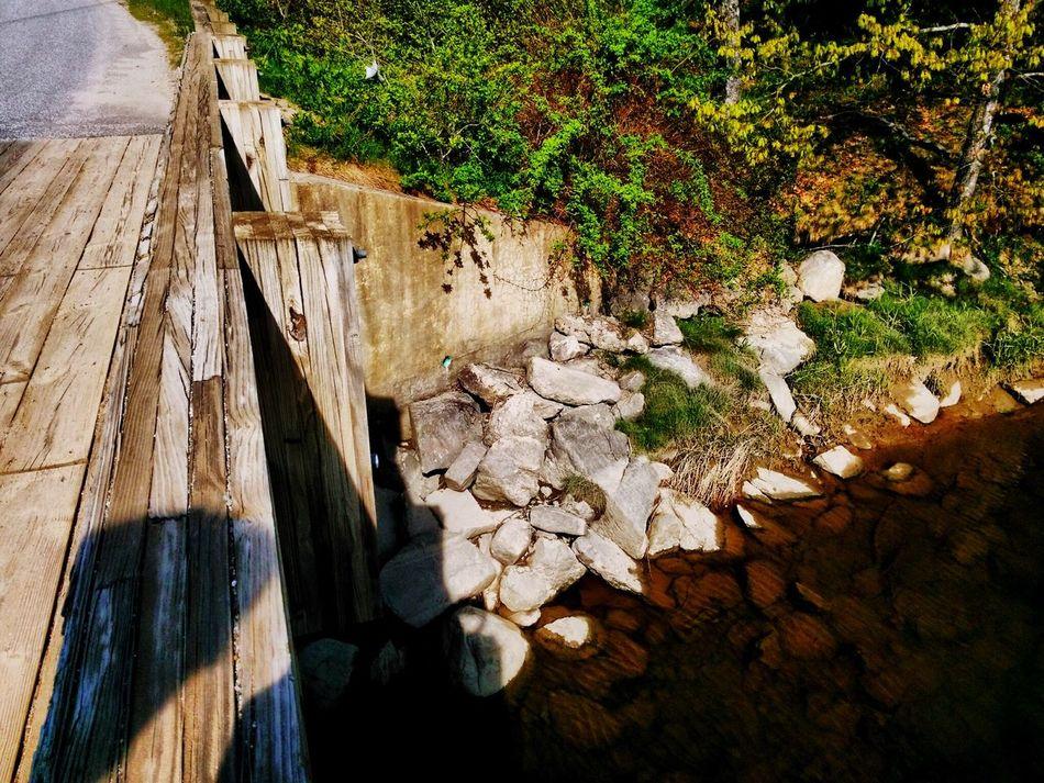 Taken with Kindle Fire HD Rocky Stream Beautiful Day Scenery Maine Scenery