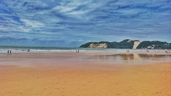 Ponta Negra, Natal, Brazil. Beautiful Trip Check This Out Vacation Taking Photos Popular Photos EyeEm EyeEm Best Shots