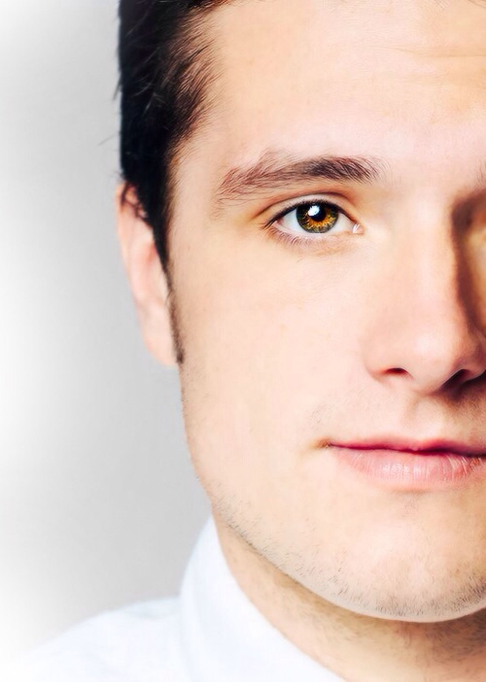 The feeling in your stomach you get when you stare into his eyes ? Jhutch