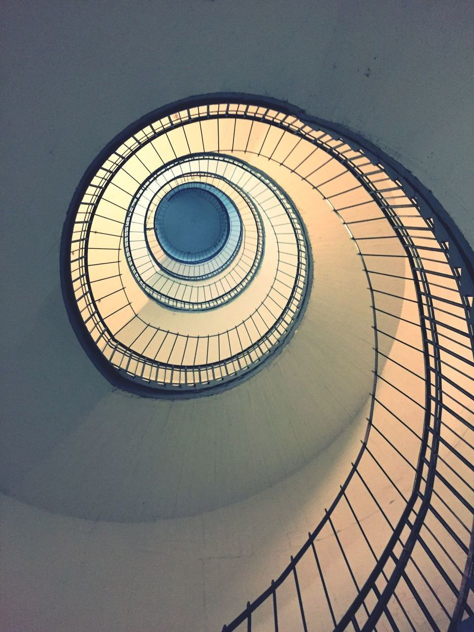 Stairs Lookingup Architecture Curves Built Structure Spiral Staircase Spiral Spiral Stairs Design