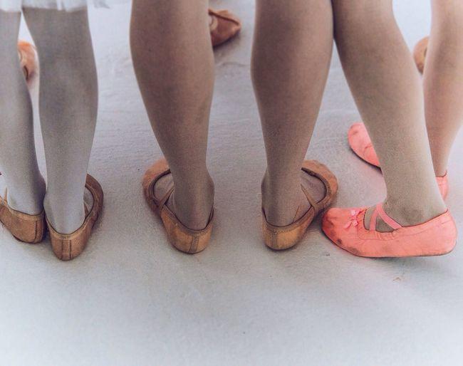 The Color Of School Ballerina Ballet Shoes ballet Ballet ❤ Ballet Class Pink
