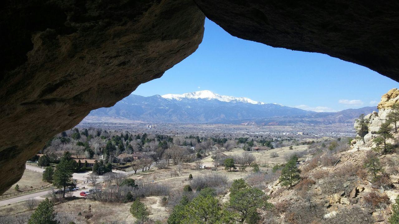 Hike Moutains Colorado Springs Palmer Park