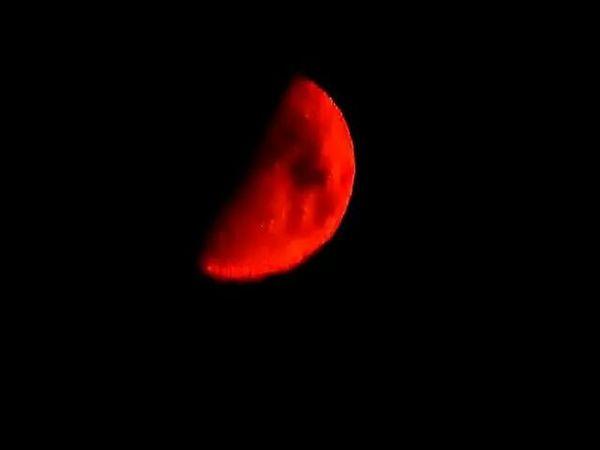 Super Moon Blood Moon Supermoon 2014 Supermoon
