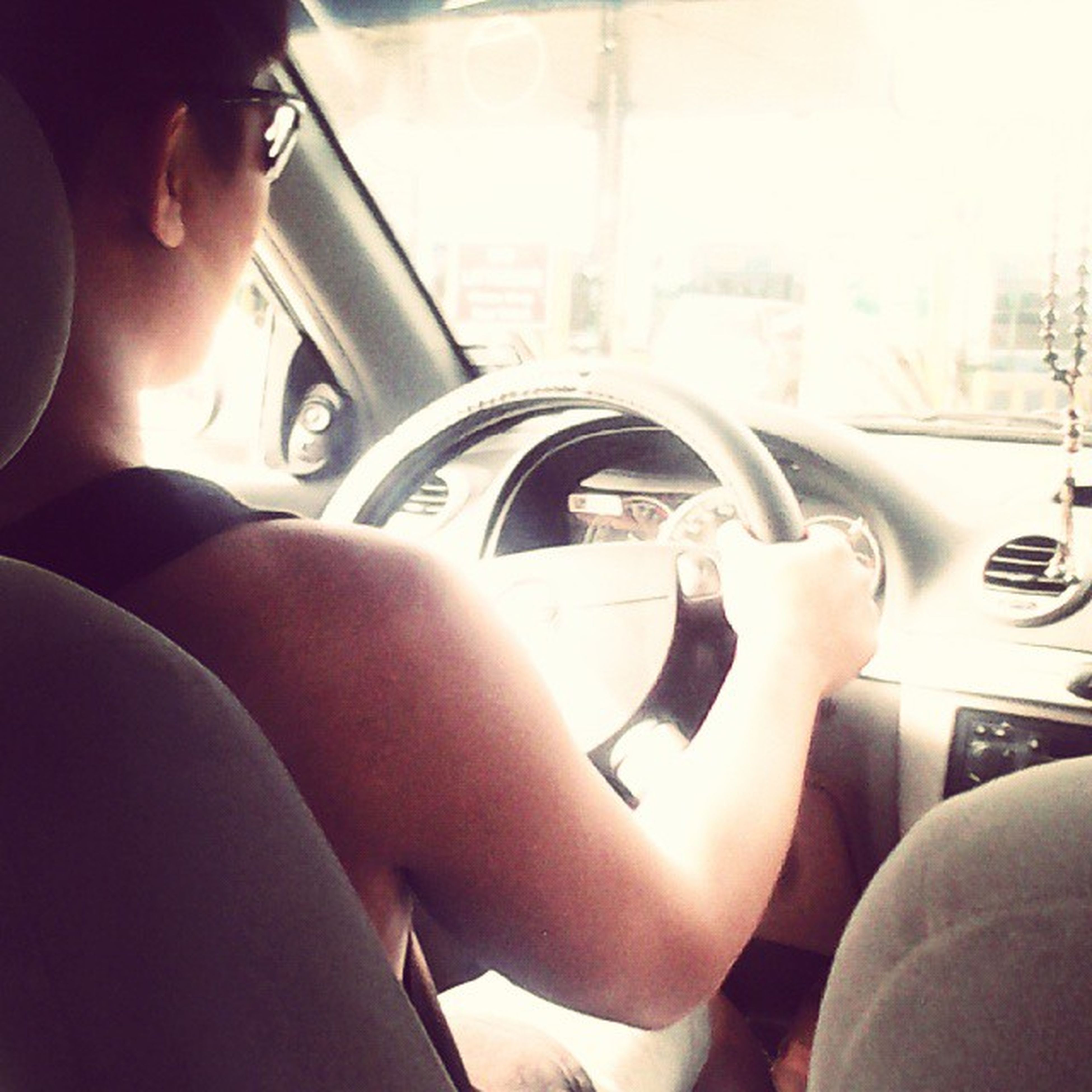 The Driver :-) Aikynar Promising Byahe trip bacoor