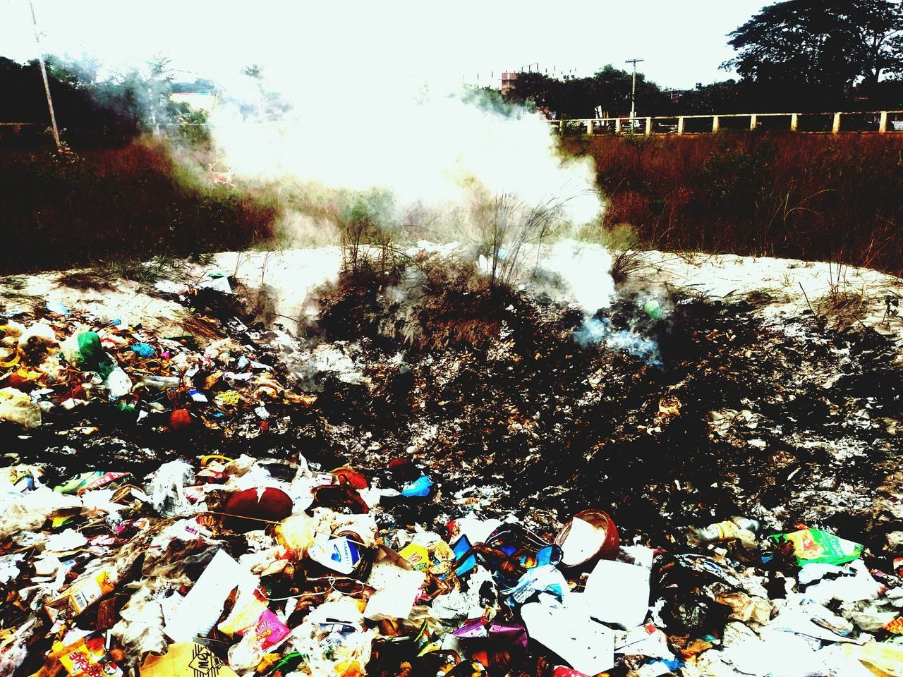 Backgrounds Abstract Outdoors Full Frame Wastage Wasteland Waste Disposal Smoki Dusty Multi Colored Nature Close-up EyeEmNewHere Bangladesh 🇧🇩