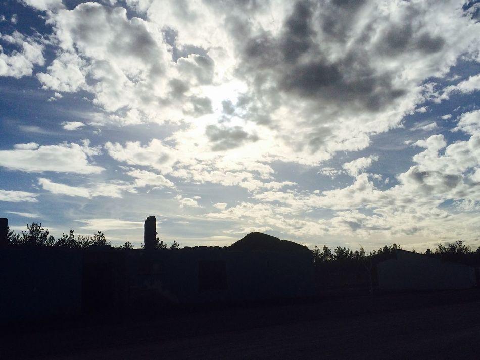 Bugün de bulutlar bulutlar..☁️☁️☁️