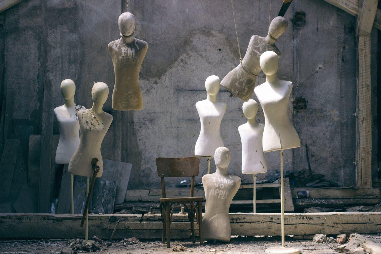 Art and Craft human representation no people craft Creativity indoors backgrounds Dark EyeEmNewHere