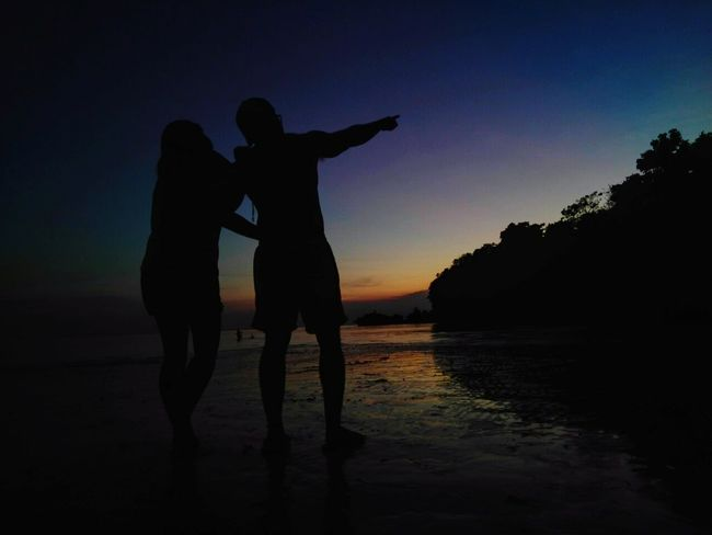 Oh Look!!! Silhouette Beach Camotes Island P9photography