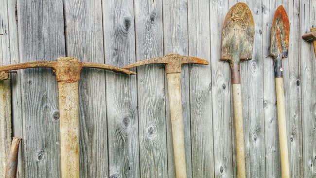 Tools Wood Still Life Romania Padiș