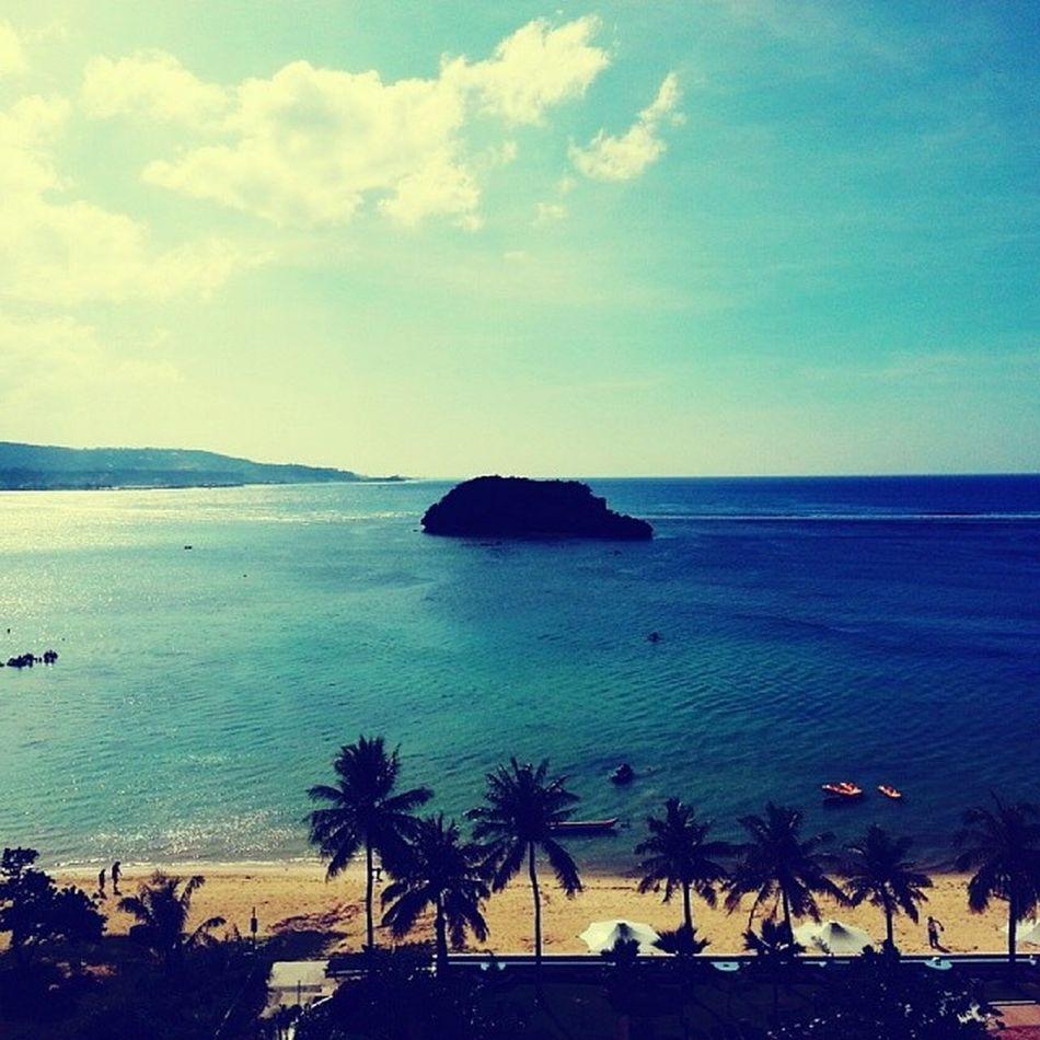 On an island in the sun, We'll be playin' and havin' fun ~ Minigetaway Homeawayfromhome Onward Thatviewthough