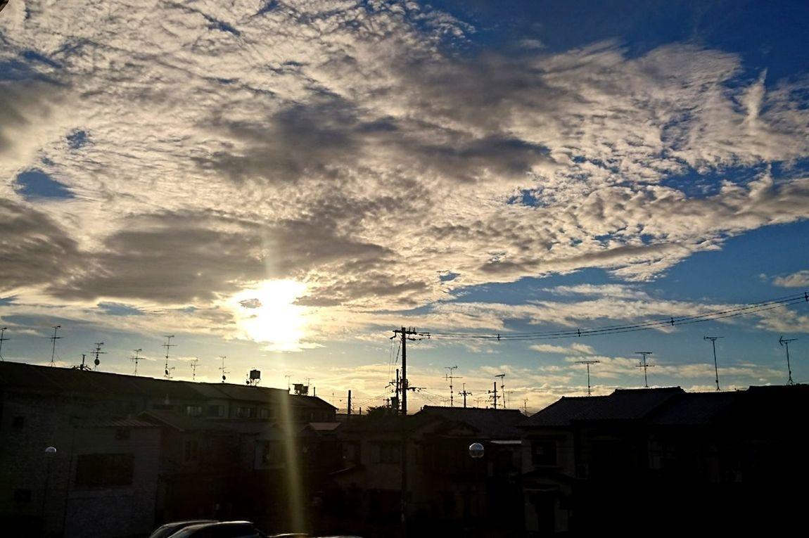 🎌オリンピック お疲れさまです🎌感動したあ😢😆💕💕大好き日本🙌🎌 Japan I LOVE JAPAN❤ Yesterday :) Sky Sky And Clouds Sky_collection I Love Sky  Beautiful Day Colors Of Nature Relaxing My World Summer2016 Enjoying Life EyeEm Nature Lover EyeEm Gallery Love To Take Photos ❤ Good Night 😘and Have A Nice Evening ♡