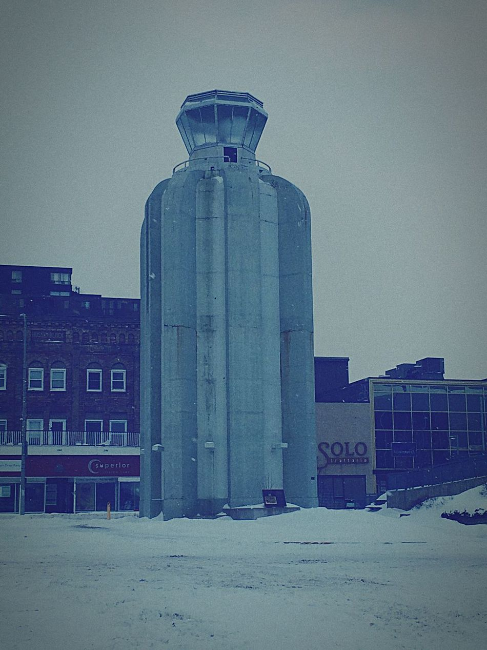 Ww2 Snow Winter Architecture Cold Temperature Building Exterior Built Structure Outdoors No People Day Nature Sky