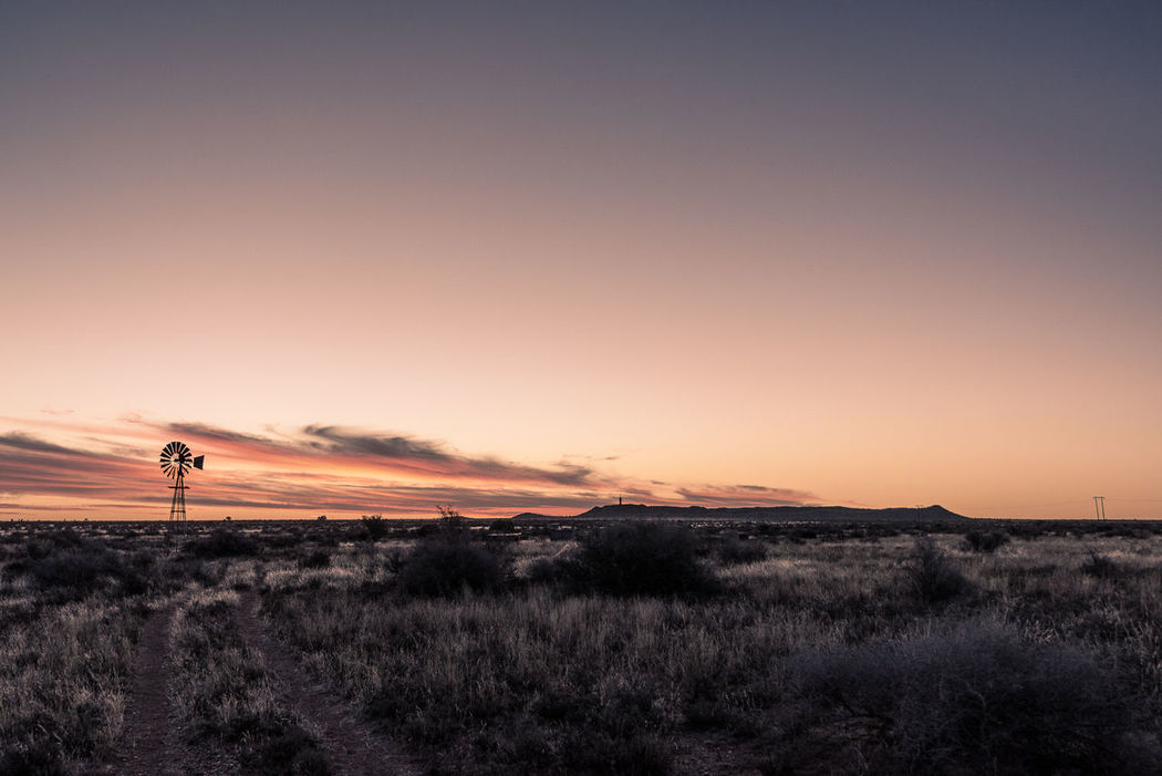 Beauty In Nature Clear Sky Clouds Clouds And Sky Day Horizontal Karoo Karooheartland Karoolandscape Landscape Nature No People Outdoors Silhouette Sky Sunset Windmill