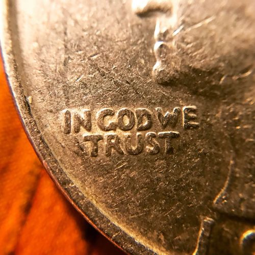Quarter  InGodWeTrust VSCO