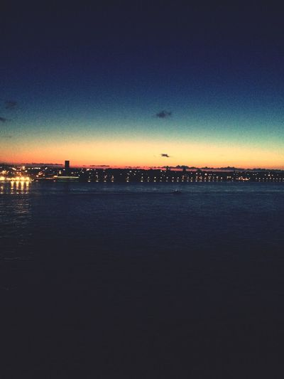 Sunset Sky Evening Evening Sky