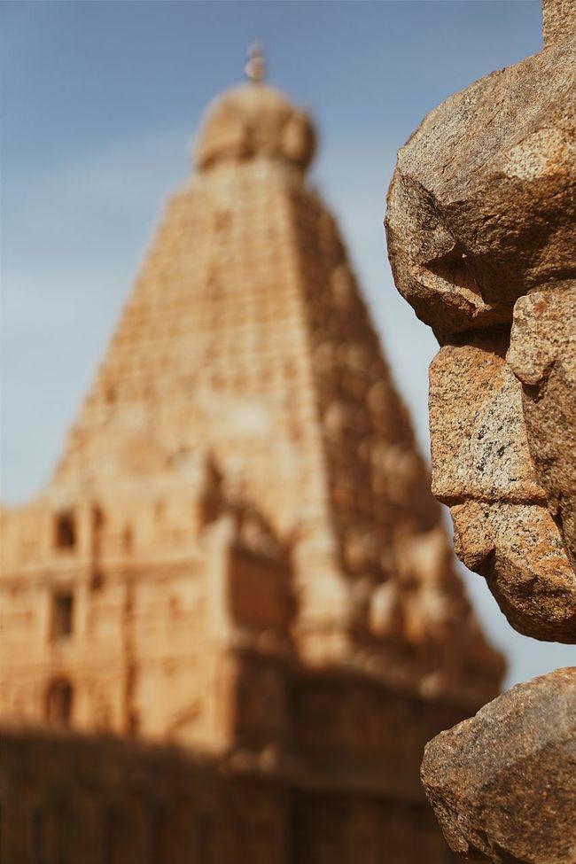 Thanjavur Tamil Nadu Big Temple Brihadeeswarar Temple Hindu Temple Cholas  Lord Shiva Linga