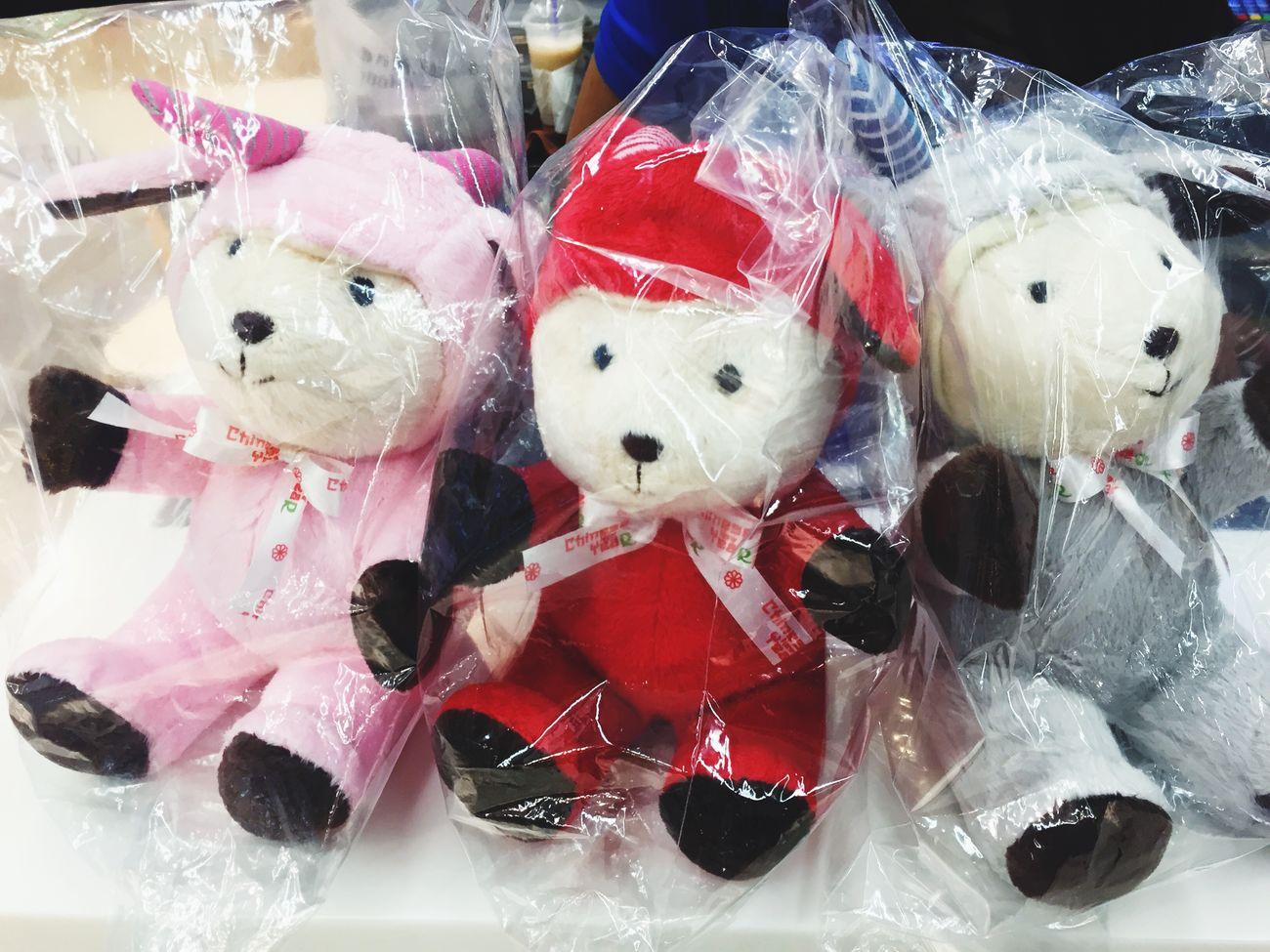 ลูกค้าซื้อครบ3000 บาทแลกซื้อตุ๊กตาหมีจาก490 เหลือเพียง 95บาท