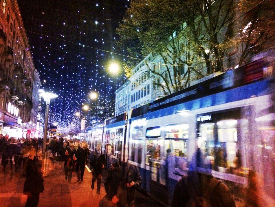 City in motion Tram Public Transportation Urban Landscape EyeEmSwiss Hdr_Collection Mexturesapp Streamzoofamily