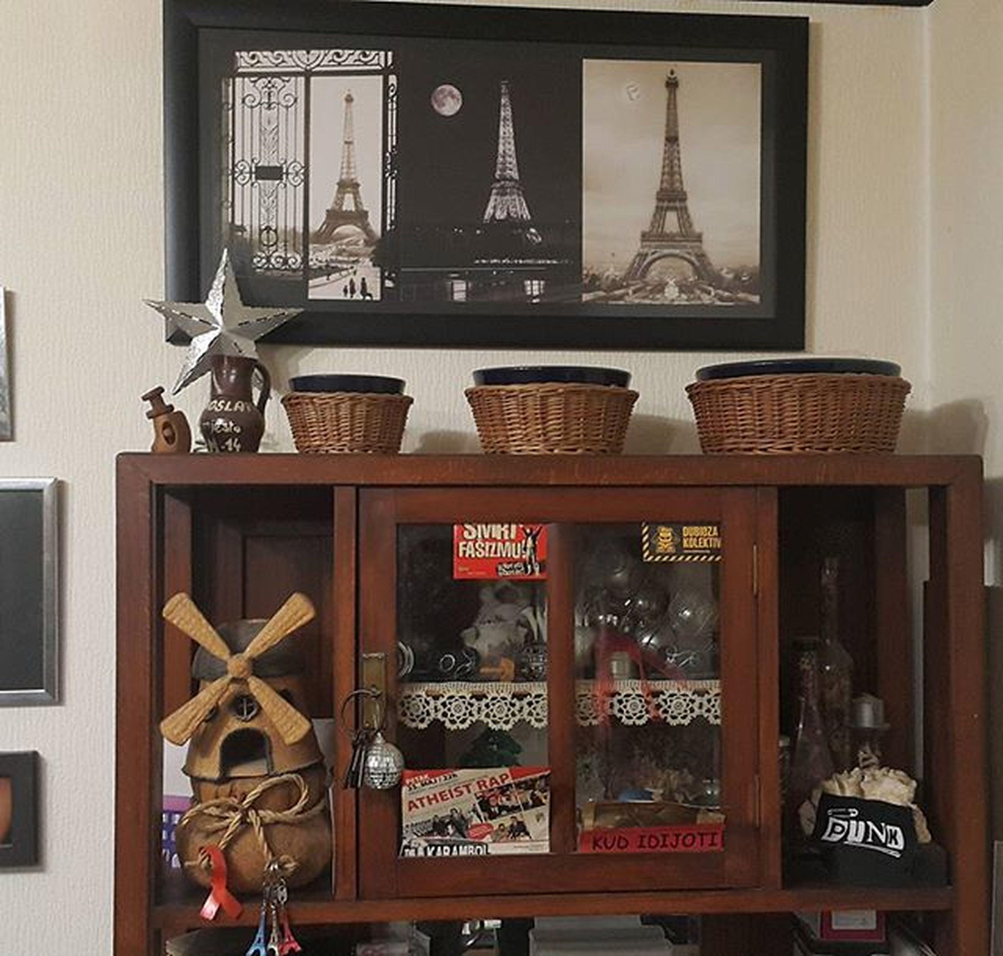 Eiffeltower Ajfelovakula Starikredenac Vetrenjaca Windmill