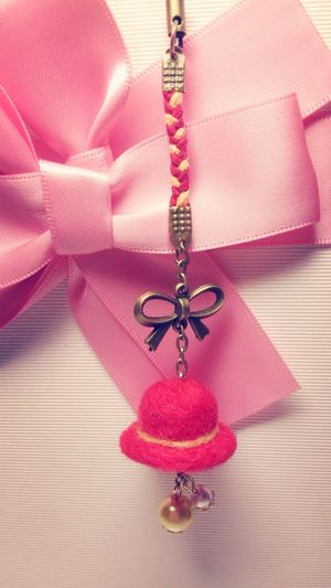 Handmade Jewellery Red