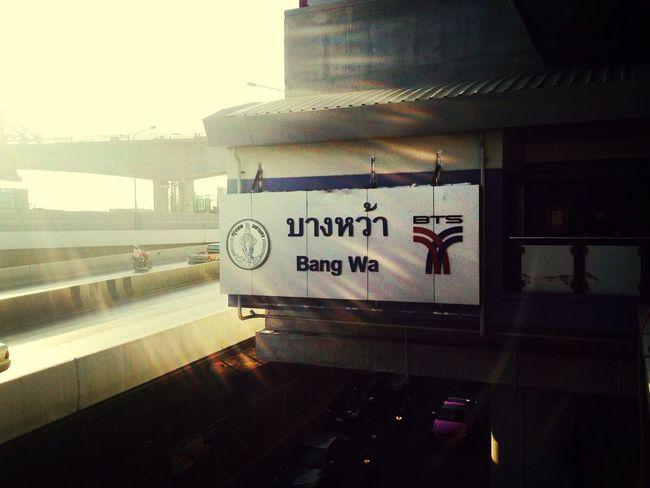 Bangkok Traveling Street
