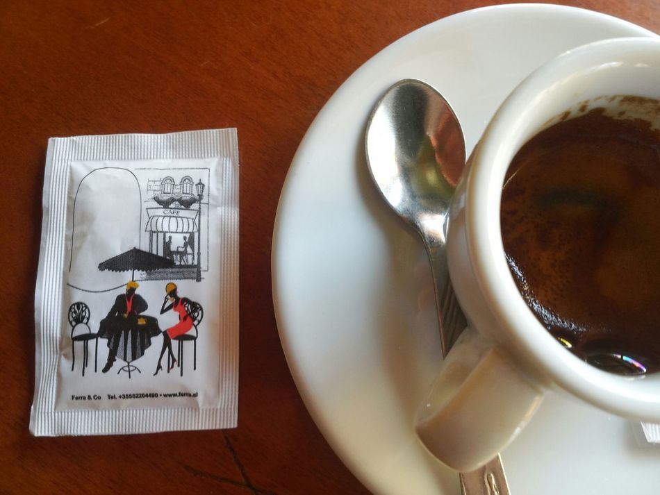 Coffee Nofilter Relaxing Working Inspired Freedom Meeting Artistic Sugar Tirana