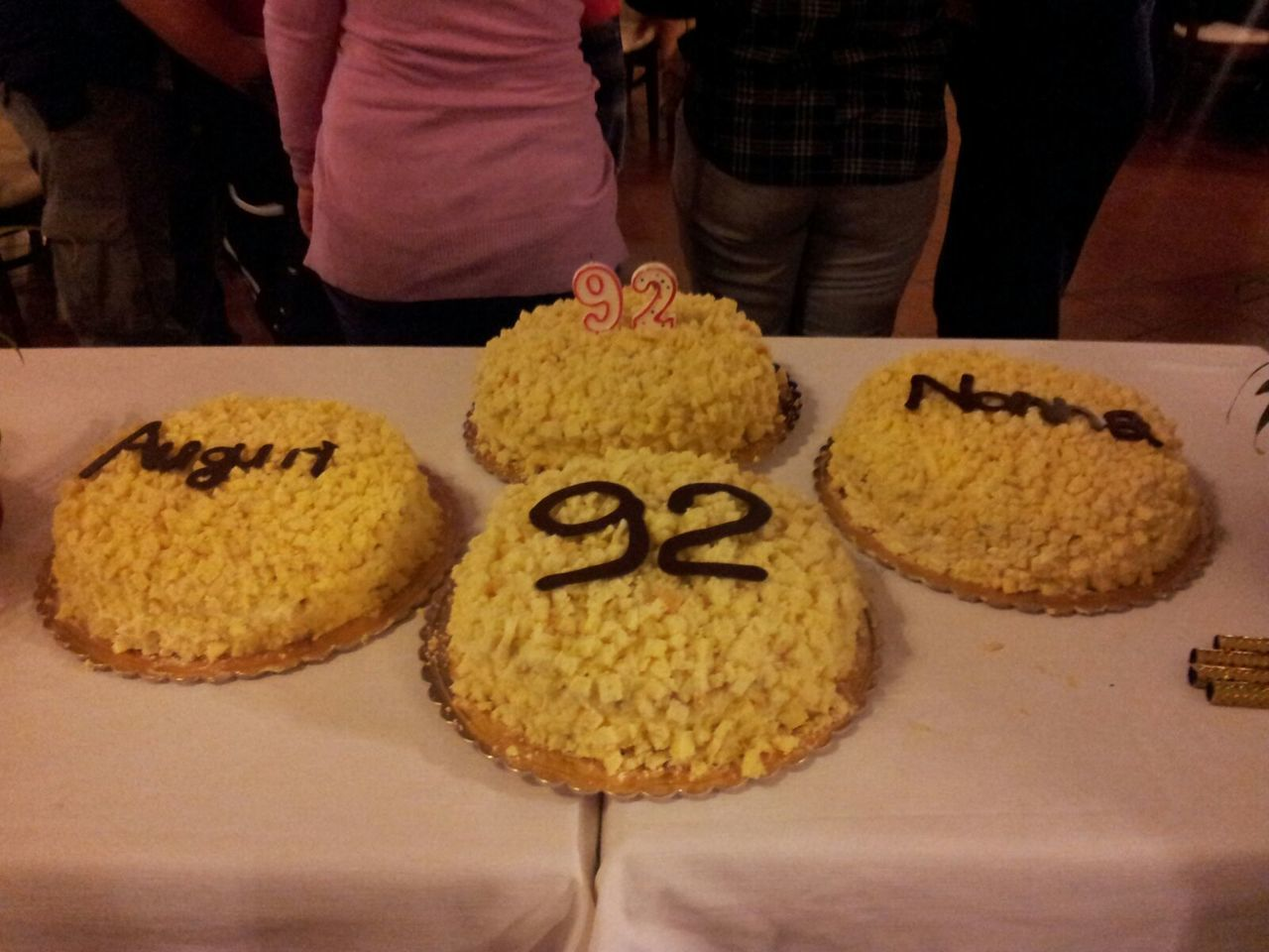 Geburtstagskucken