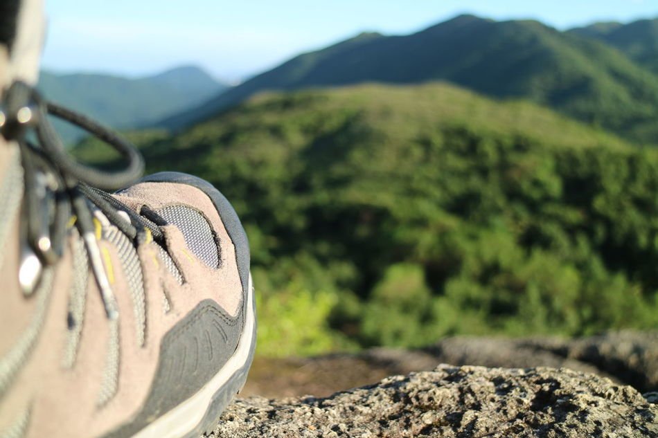 Feel The Journey Hill Climbing anither side of HongKong Discoverhongkong Buffalo Hill Shatin Maonshan Summerviews Summer Views Mountain Shoes Mountaineering Mountaineeringequipments Ridge Tadaa Community Hello World Nature Mountain View stand on the Cliff Mountainview Boot Original Experiences Landscape Landscape_Collection Adventure Club Flying High Resist