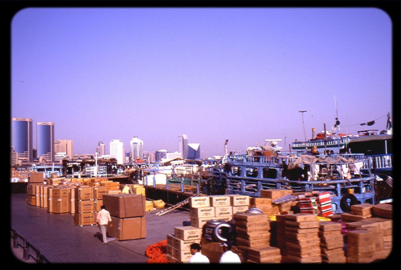 Vintage Dubai Leica