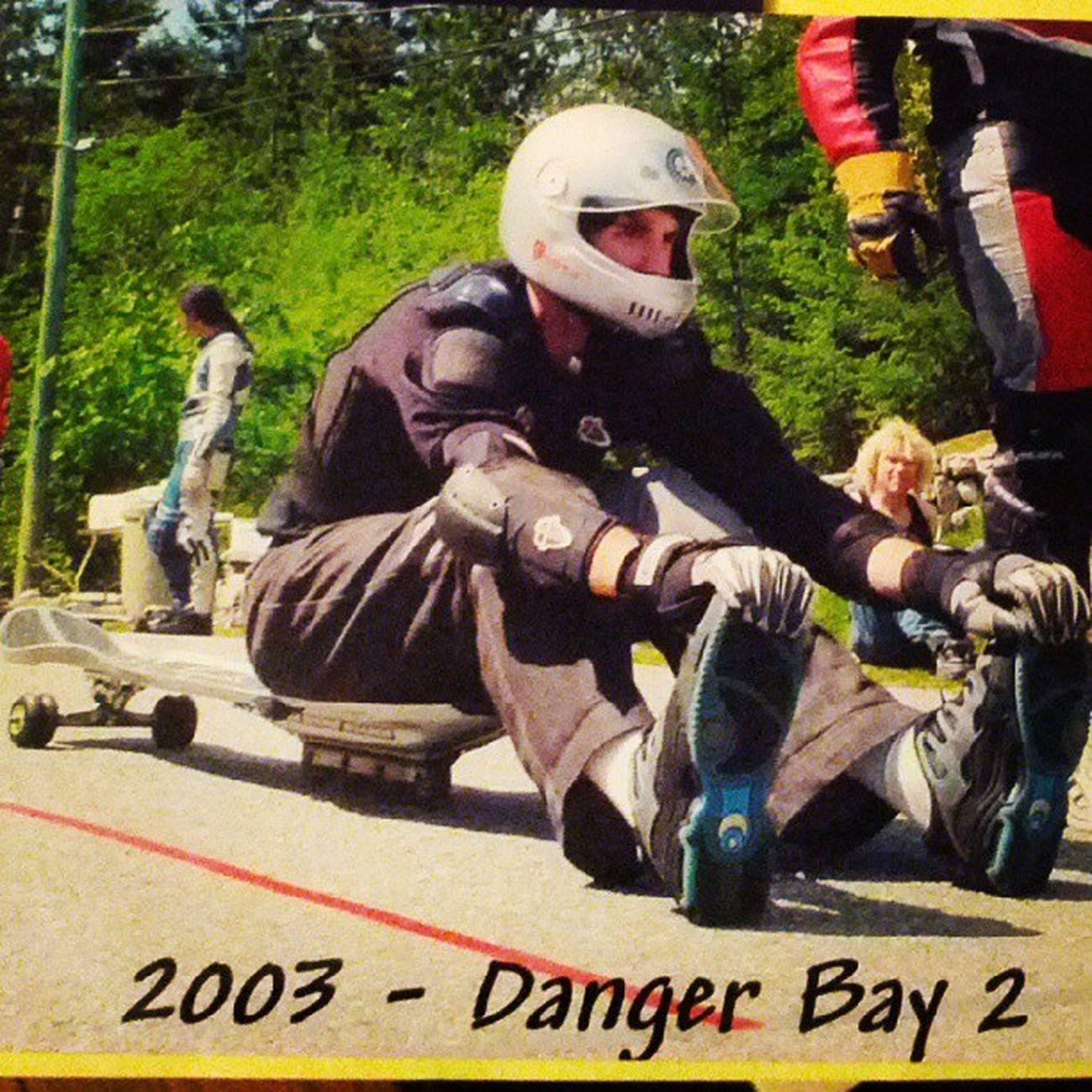 2003 DangerBay COASTLONGBOARDING @theobad check this out Bodyarmor Startline