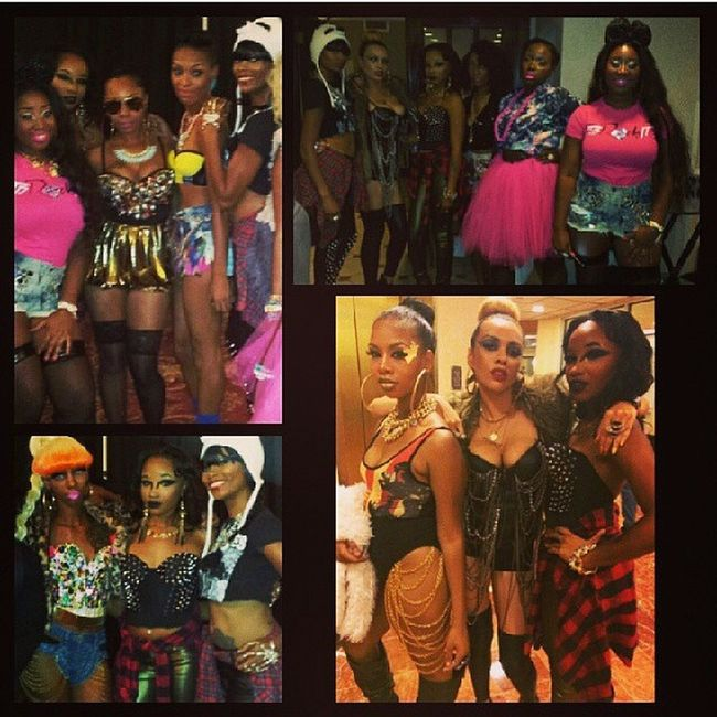 Some of the beautiful ladies i worked with... Models Modellife 4seasonsOfFashion Fashion designer >>> @jusrockit <<<