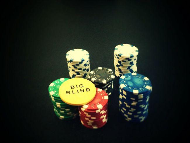 Poker Poker Night Money Money Money Big Blind