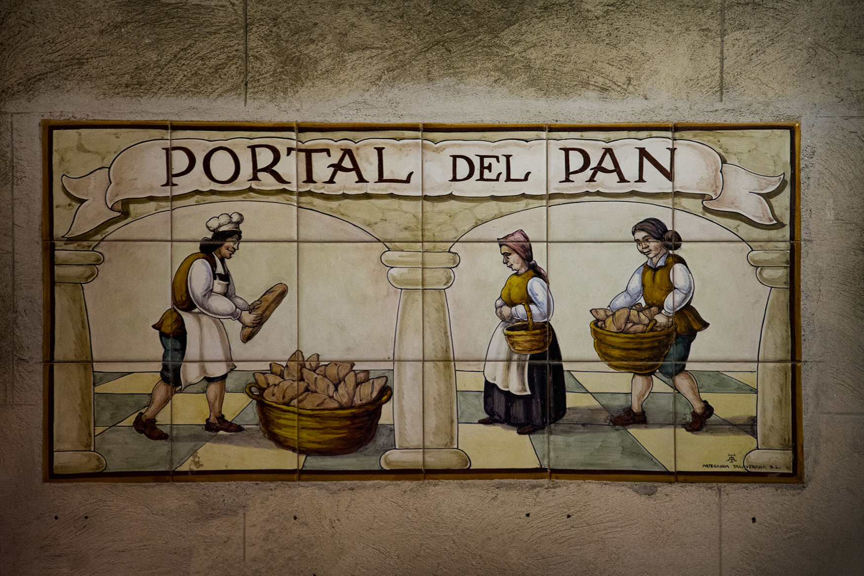 Portal Del Pan Travel Photography Trujillo, Caceres Beautiful Image Painted Image Text Travel Destinations Turism