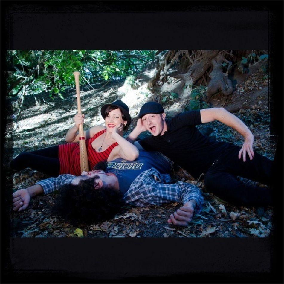 Josh & Ray's Zombie Engagement Shoot