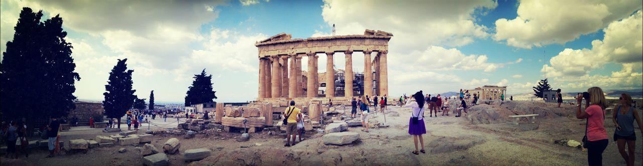 Beautiful Place I❤greece Akropolis EyeEm Best Shots