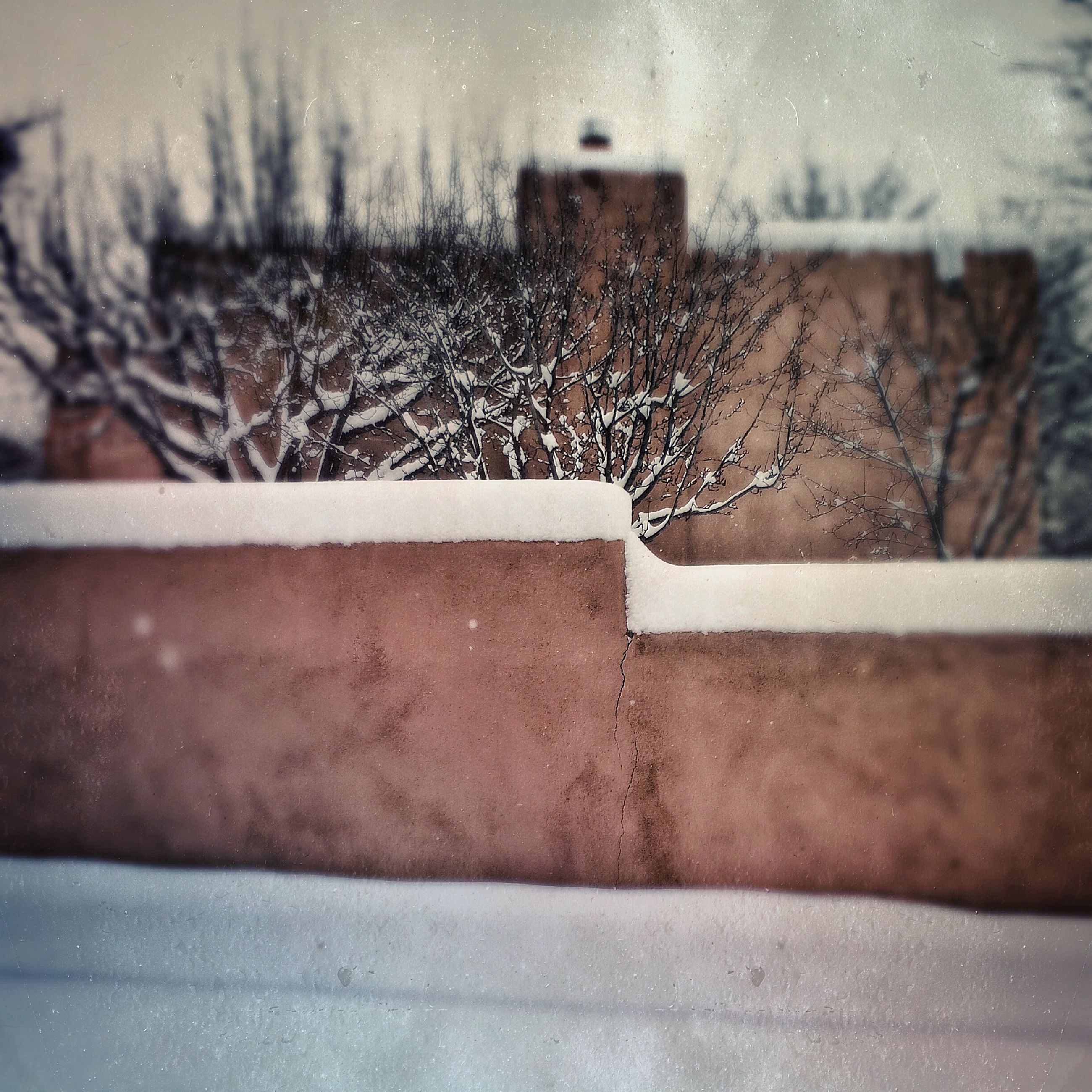 window, water, glass - material, indoors, transparent, season, close-up, weather, wet, cold temperature, drop, focus on foreground, winter, rain, day, snow, reflection, no people, built structure, frozen