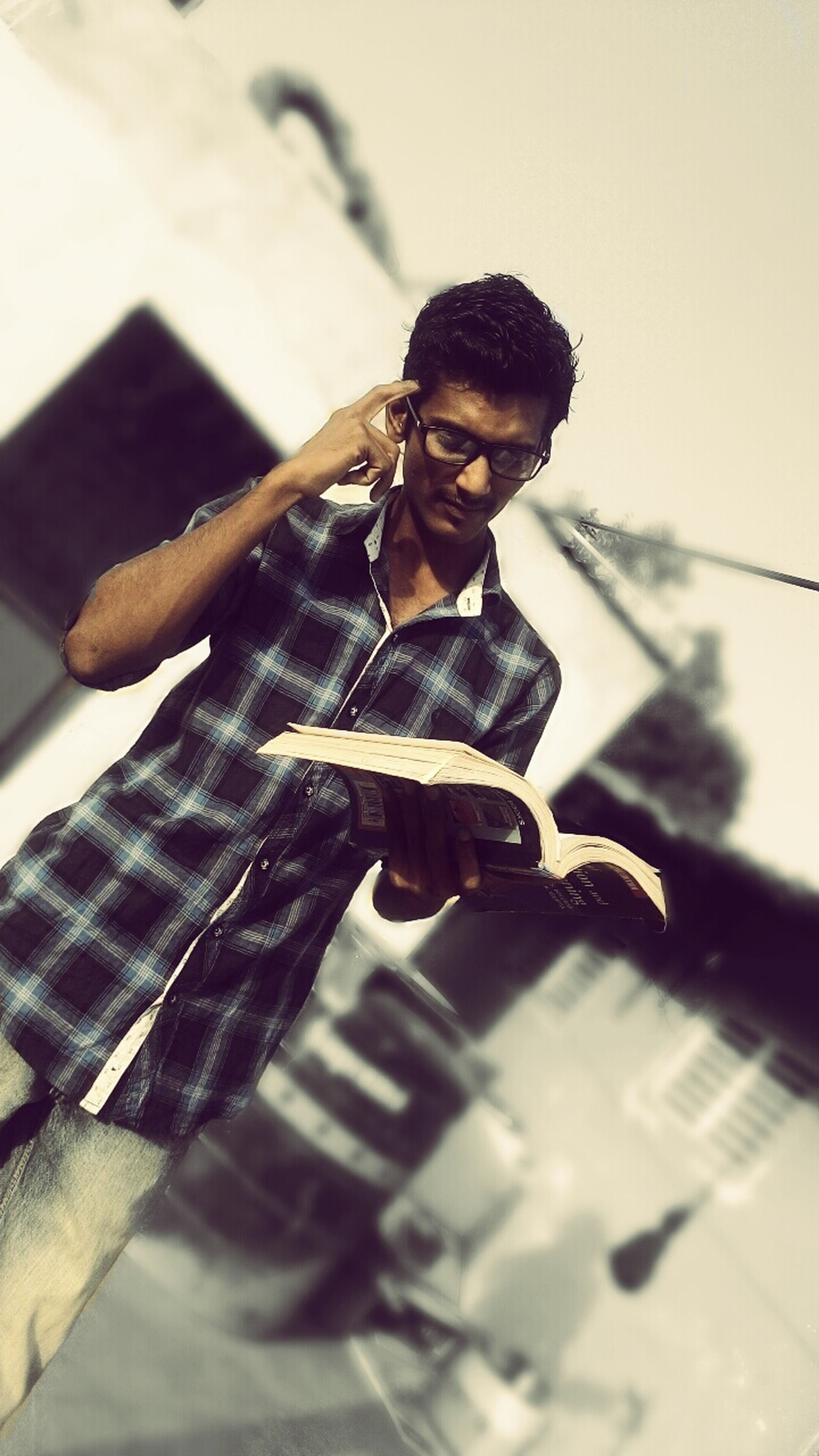 IN eXamE daYs ....eye on books only
