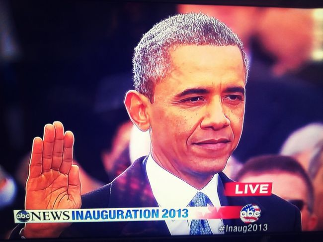 2013 Inauguration !